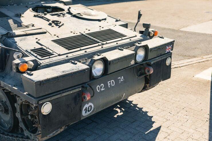Alvis Sabre Light Tank 15