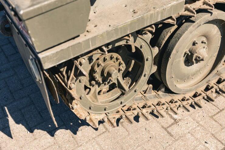 Alvis Sabre Light Tank 16