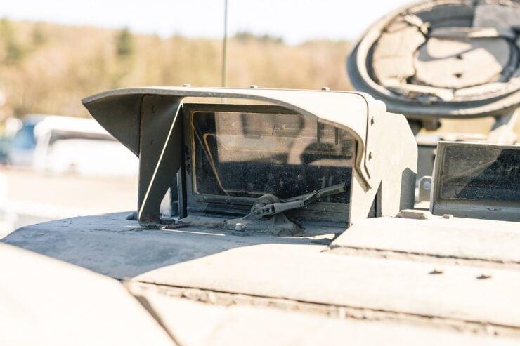 Alvis Sabre Light Tank 3