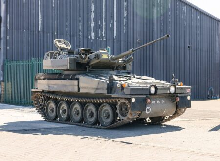Alvis Sabre Light Tank