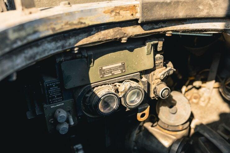 Alvis Sabre Light Tank 5