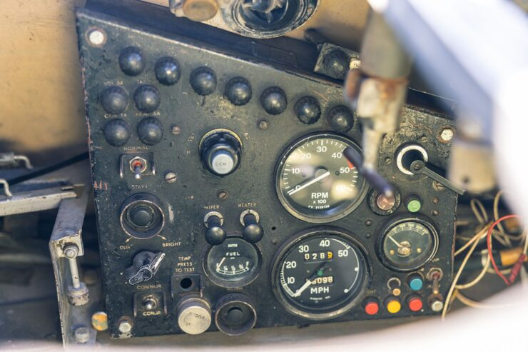 Alvis Sabre Light Tank 7