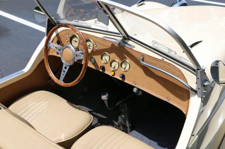 Citröen 2CV Roadster by Burton 3