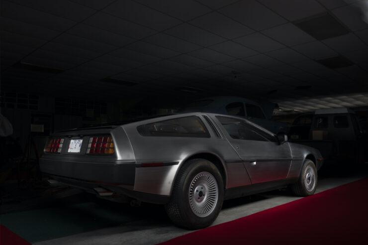 DeLorean DMC-12 1