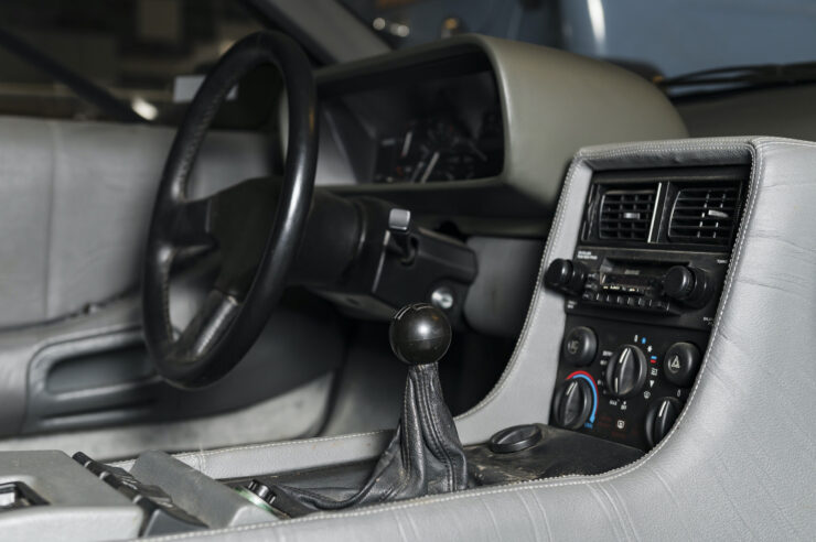 DeLorean DMC-12 2