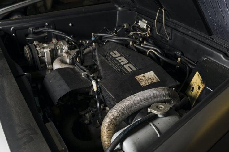 DeLorean DMC-12 5