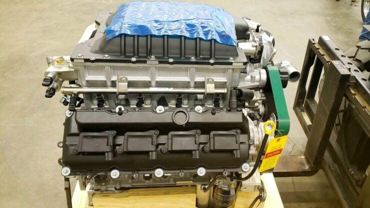 Dodge Hellephant Crate Engine 1