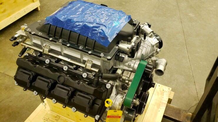Dodge Hellephant Crate Engine 10