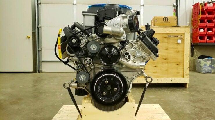 Dodge Hellephant Crate Engine 2