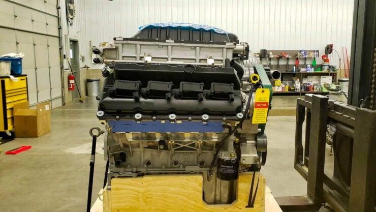 Dodge Hellephant Crate Engine 3