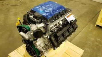 Dodge Hellephant Crate Engine