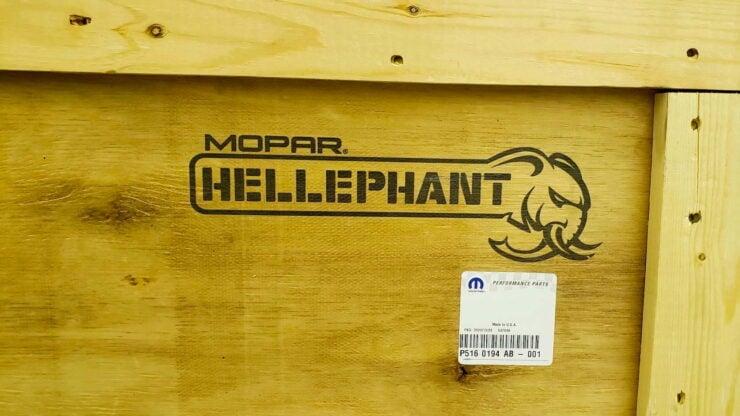 Dodge Hellephant Crate Engine 6