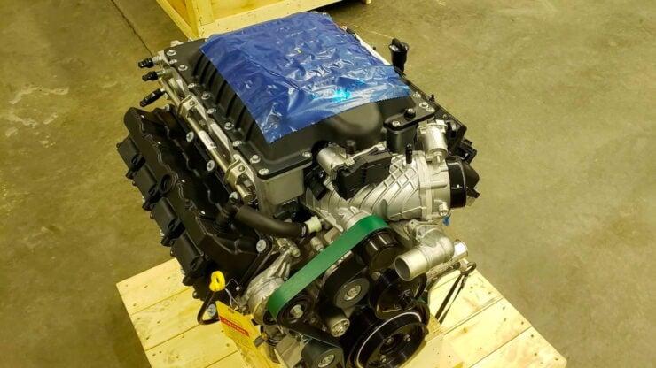 Dodge Hellephant Crate Engine 7