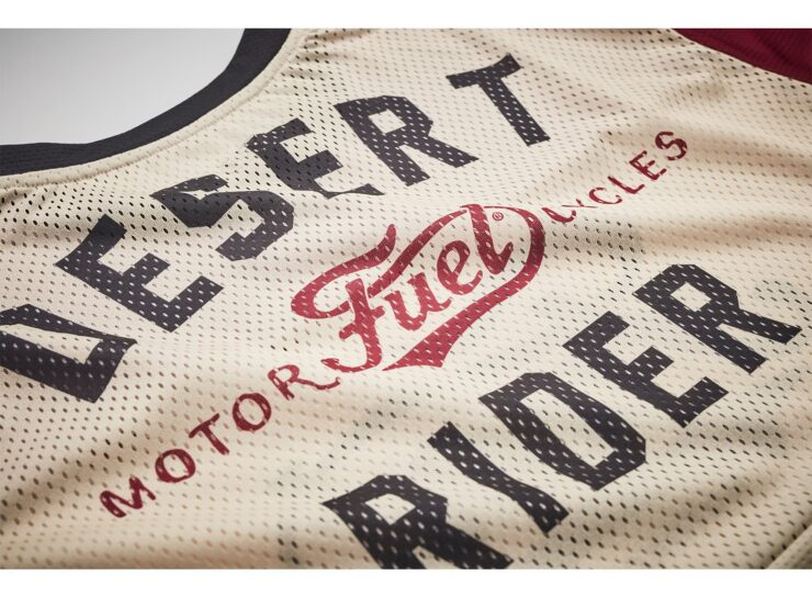 Dune Jersey by Fuel Motorcycles 3