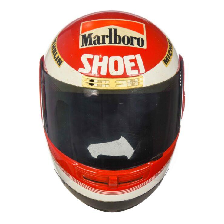 Eddie Lawson Shoei Helmet 1