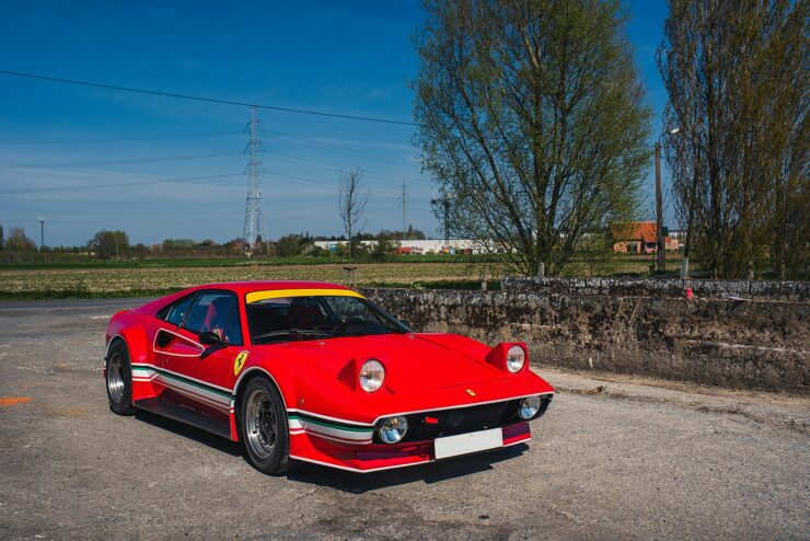 Ferrari 308 GTB LM 11