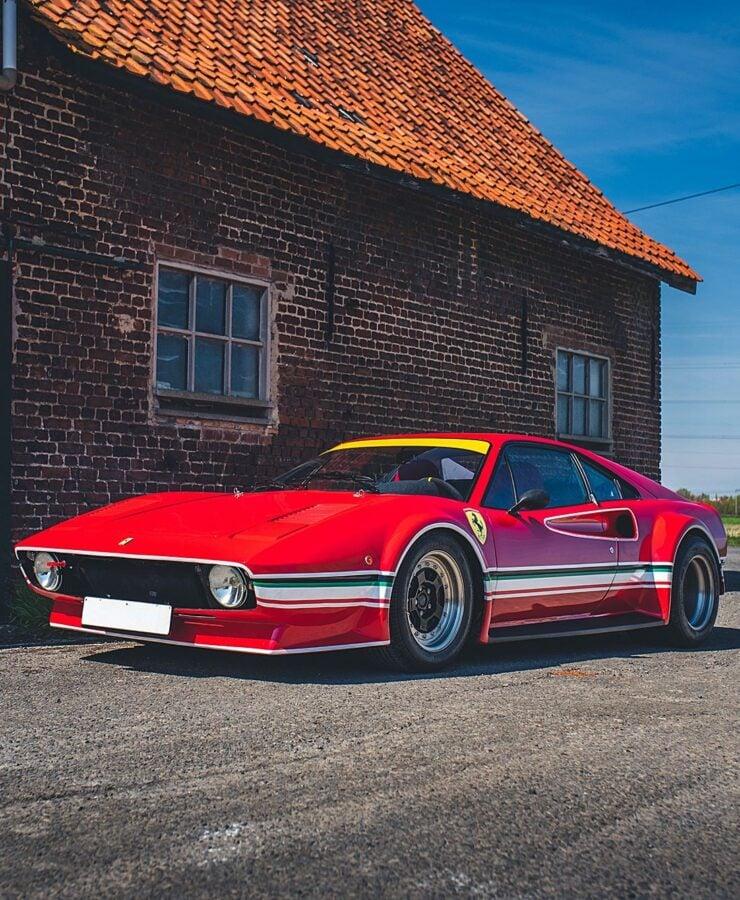 Ferrari 308 GTB LM 4
