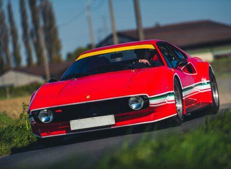 Ferrari 308 GTB LM Car