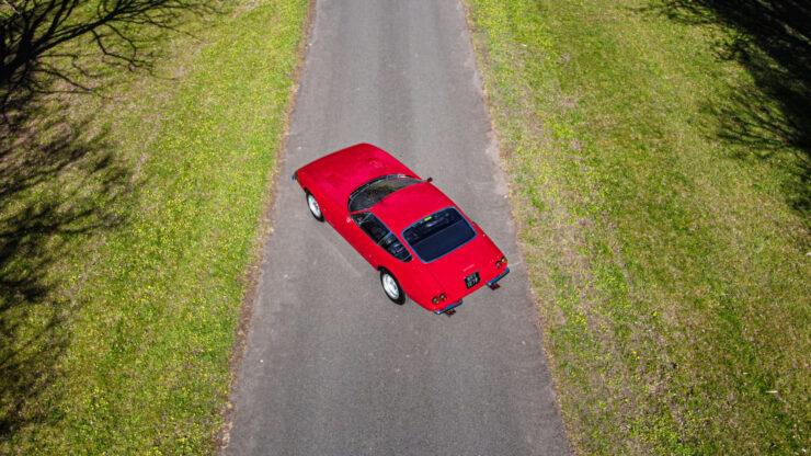 Ferrari 365 GTB 4 Daytona 1