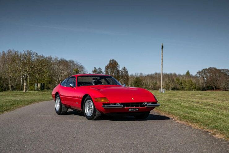 Ferrari 365 GTB 4 Daytona 14