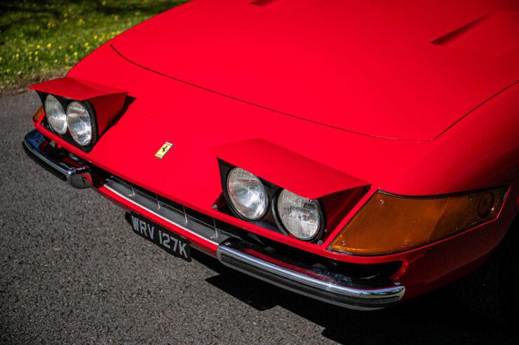 Ferrari 365 GTB 4 Daytona 19