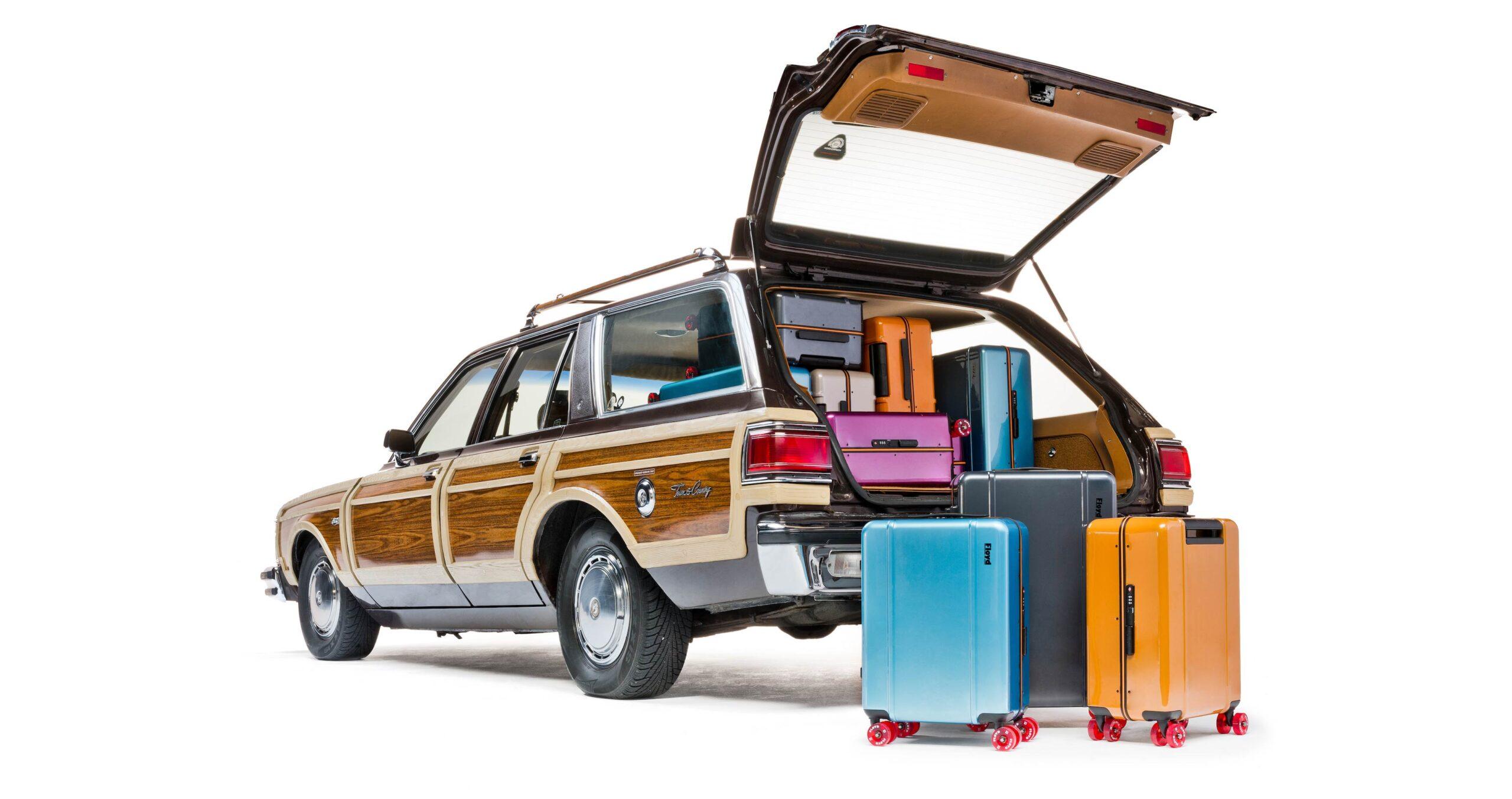 Floyd Suitcase Sizes