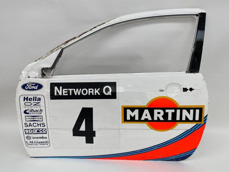 Ford Focus RS WRC Body Panels 1