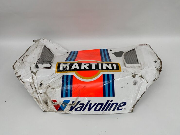 Ford Focus RS WRC Body Panels 4