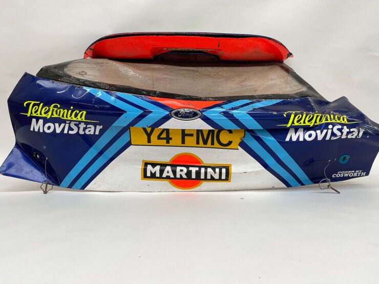 Ford Focus RS WRC Body Panels 5
