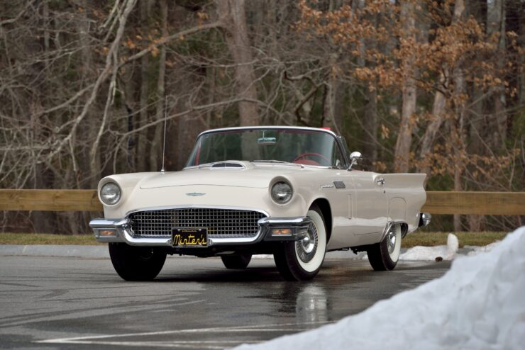 Ford Thunderbird Phase One D/F Supercharged