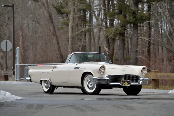 Ford Thunderbird Phase One D:F Supercharged 13
