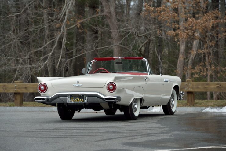 Ford Thunderbird Phase One D:F Supercharged 3