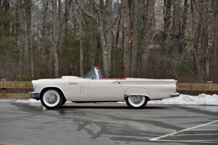 Ford Thunderbird Phase One D:F Supercharged 9