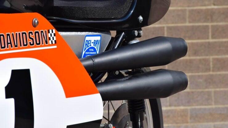 Harley-Davidson XRTT Road Racer 10