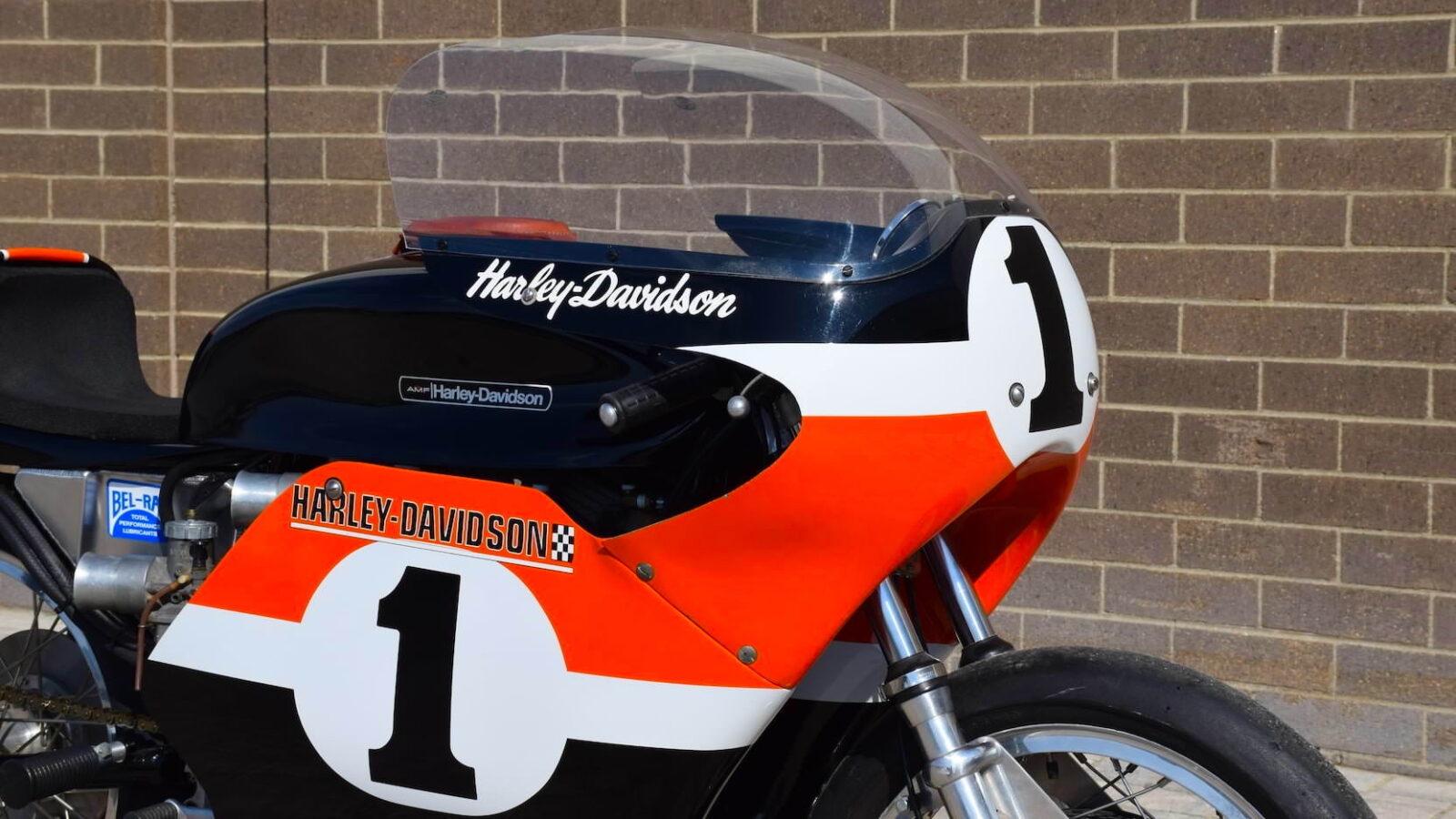 Harley-Davidson XRTT Road Racer 15