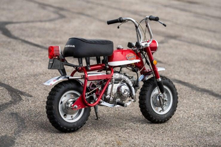 Honda Z50A 1