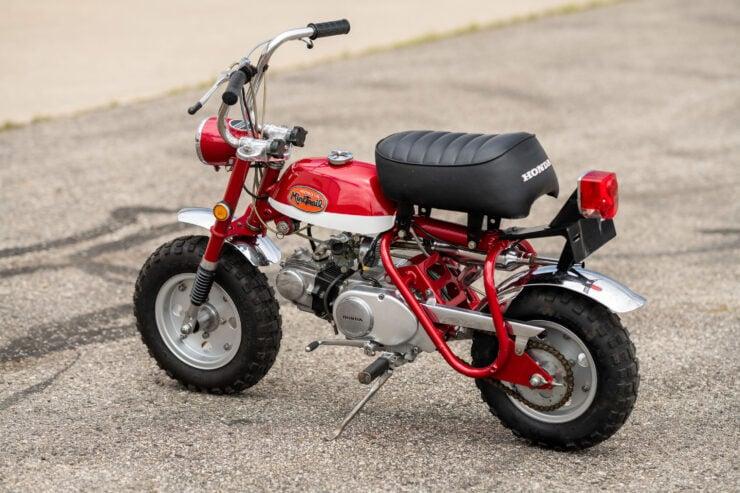 Honda Z50A 10