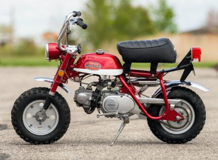 Honda Z50A 6