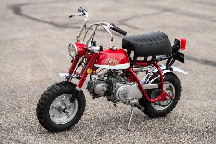 Honda Z50A 7