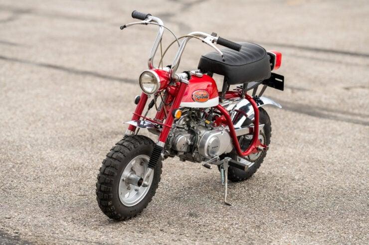 Honda Z50A 9