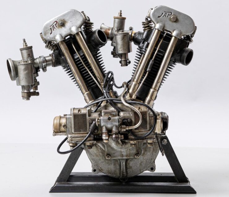 JAP 8-80 Engine 4