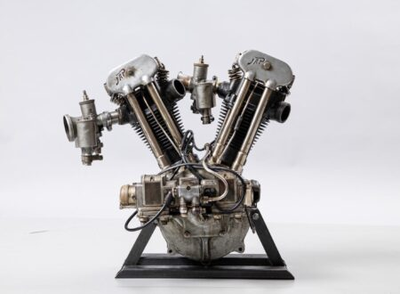 JAP 8-80 Engine