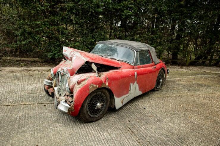 Jaguar XK150 Project Car 1