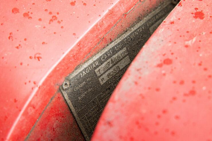 Jaguar XK150 Project Car 10