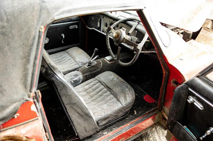 Jaguar XK150 Project Car 3