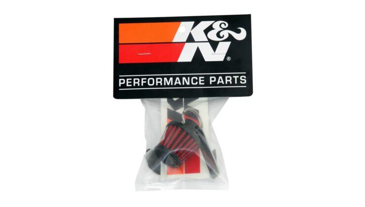 K&N Air Filter Keyfob In Packet