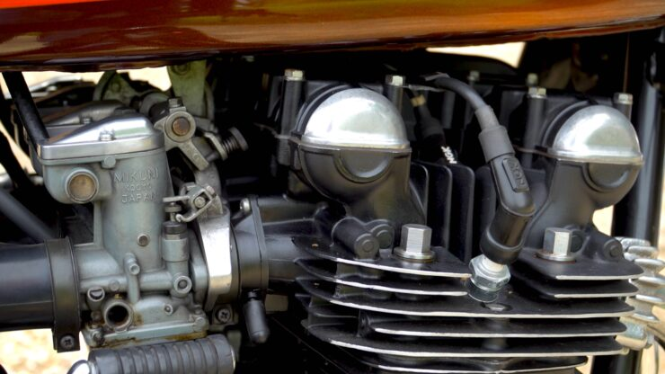 Kawasaki Z1 4
