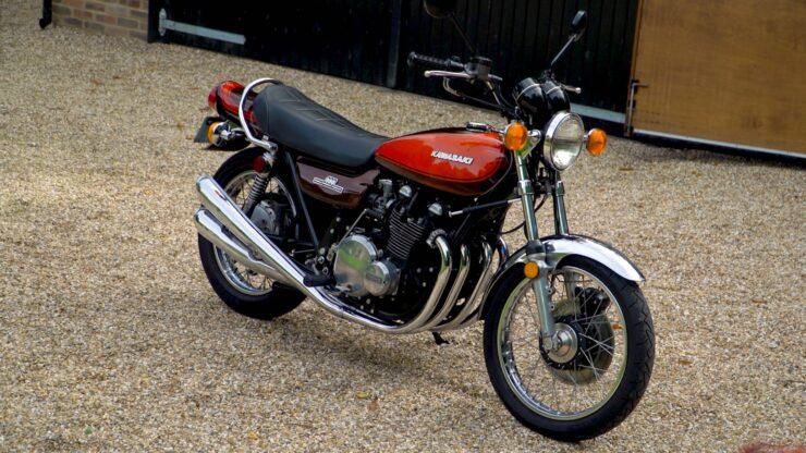 Kawasaki Z1 5