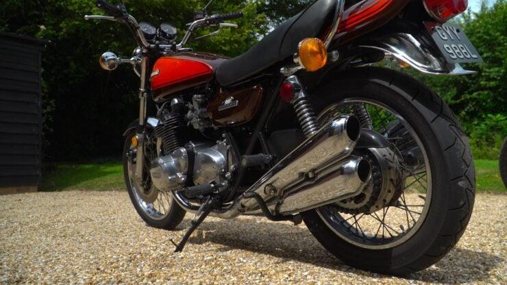 Kawasaki Z1 8