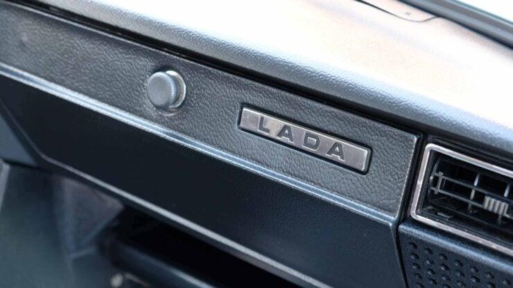 Lada Riva Sedan Car 12